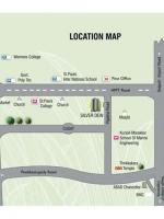 Mon Paradis Location Map